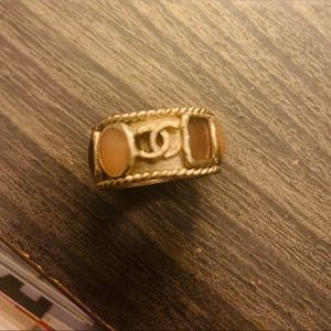 Chanel ring authentic
